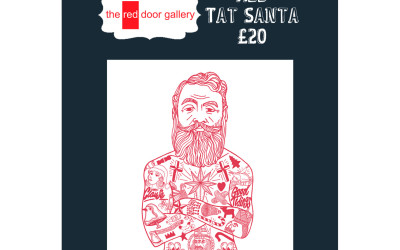 1 SleepTill Christmas… Unless you are Tat Santa, then you're in for a busy one!  £20