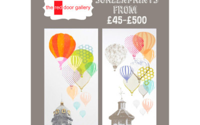 7 Sleeps Till Christmas!  Guilded Hot Air Baloons from £45 – £500!