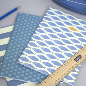 A Life On the Ocean Waves Jotter Set
