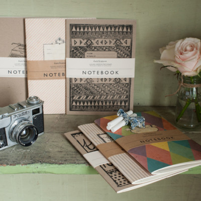Notebooks and Paper Goods