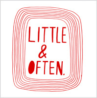 AH_little-_-often