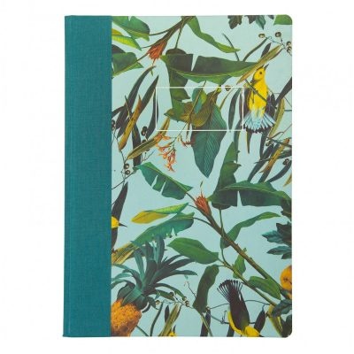 Arden Rose Tropical Birds Notebook