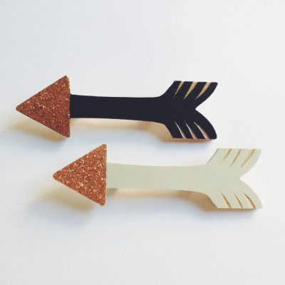 Arrow Brooches