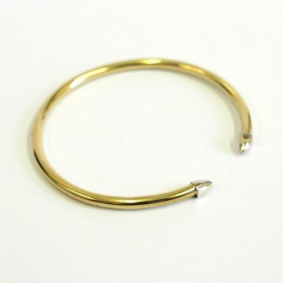 Arrow Bracelet by Pistol Peach at The Red Door Gallery