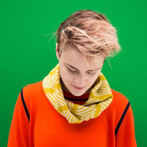 Ayre Twist Snood by Mixter Maxte