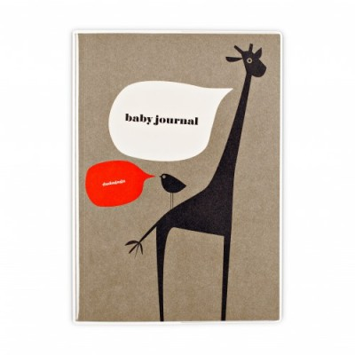 Baby Journal Cover