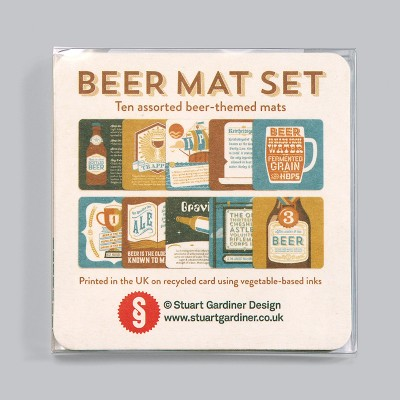 Beer Mat Set