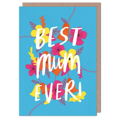 Best Mum Ever by Charly Clements