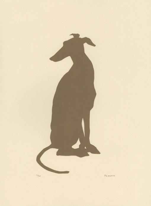 Brown Hound by Patrizio Belcampo