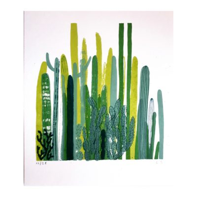 Cacti 2 - By Louise Smurthwaite