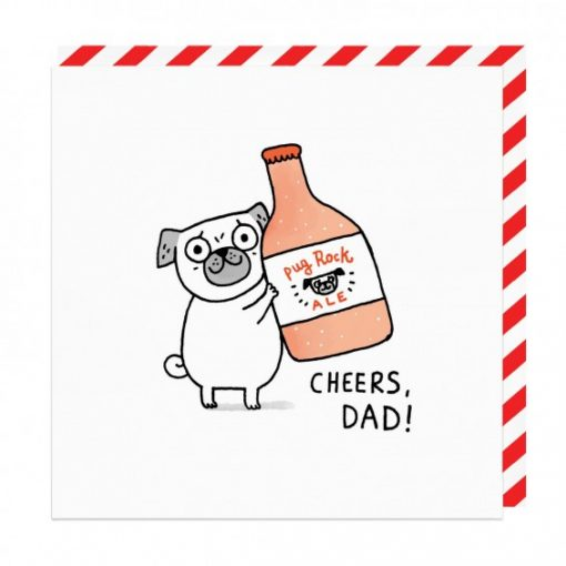 Cheers Dad by Gemma Correll