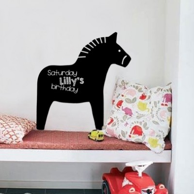 Dala Horse Chalk Decal