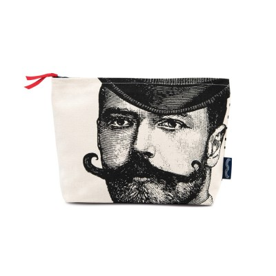 Dashing Gentleman's Wash Bag