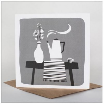 Elevenses Card by Allihopa