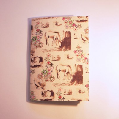 Farm Floral Notebook
