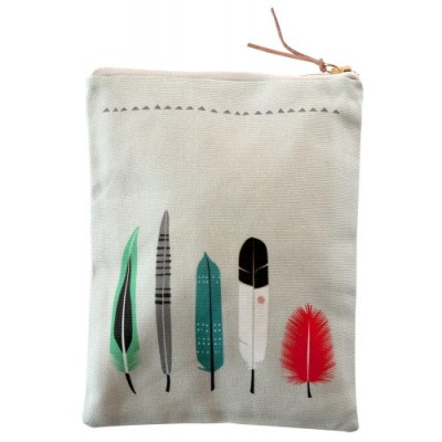 Feathers Pouch