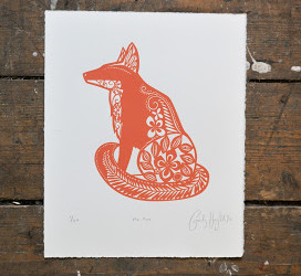 For fans of foxes!