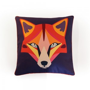 Fox cushionscaled