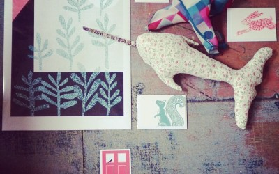 #FridayFavourites Featuring @awoodentree @printedpeanut @emily_hogarth and Zixiao Chang