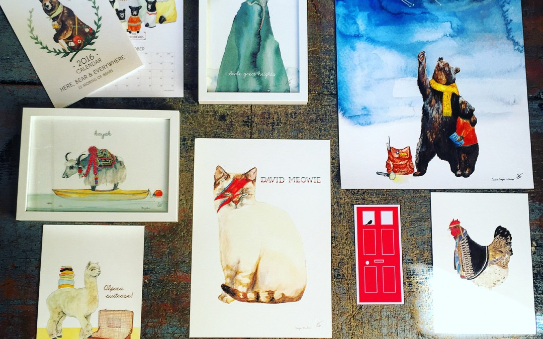 Friday Favourites – Here Bear And Everywhere