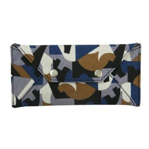 Georgie Wallet in Puzzle by Kate Sheridan AW 2015 - 2016