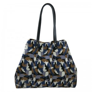 Giga Tote in Puzzle by Kate Sheridan AW 2015 - 2016