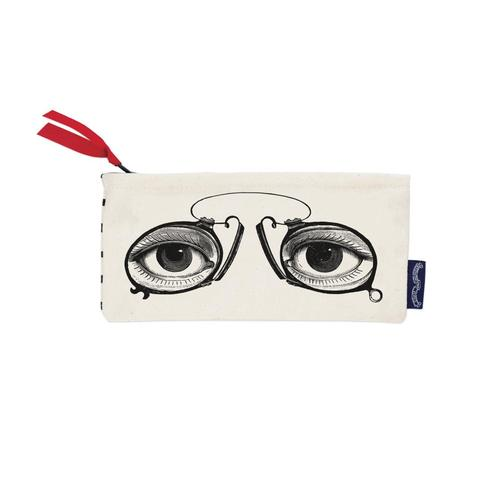 Glasses Pencil Case by Chase and Wonder