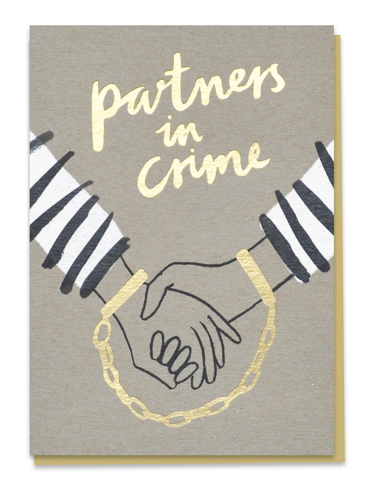 Partners in crime by Stormy Knight