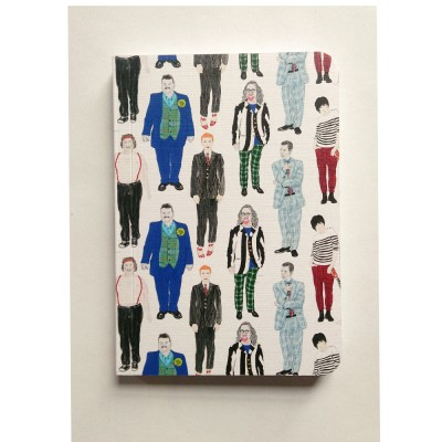 Great Scotts Notebook by Libby Walker