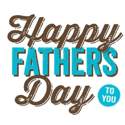 Happy Fathers Day To You Card by allihopa at the red door gallery