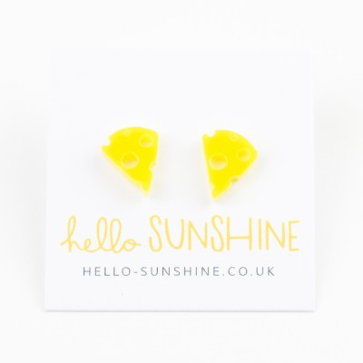 Hello Sunshine Cheese studs