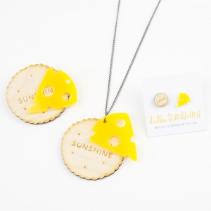 Hello Sunshine Cheese&Biscuit range