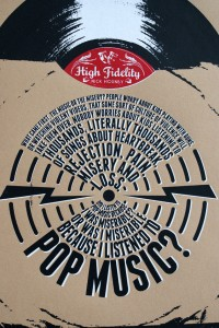 High Fidelity 1