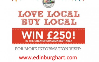 Competition to win a £250 shopping trip!
