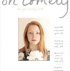 Curl up with the new Oh Comely