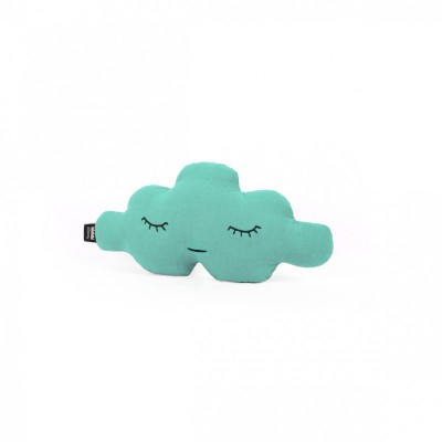 Jade Green Cloud Cushion