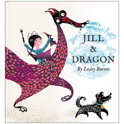 Jill and Dragon Book