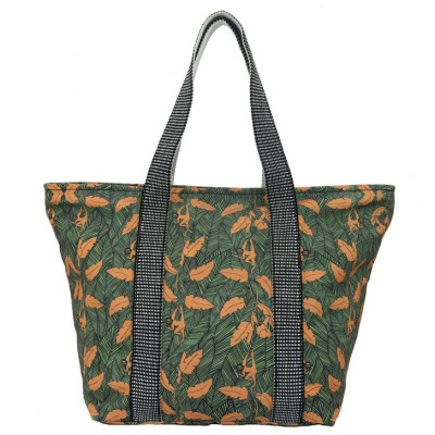 KS-Monkey tote PEACH