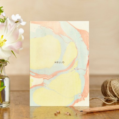 Katie Leamon Hello Card 8