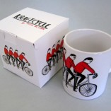 Kraft Cycle Mug