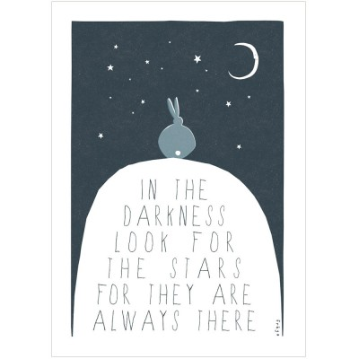 Look for the Stars Print