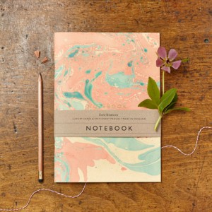 Marble Notbook 4 by Katie Leamon