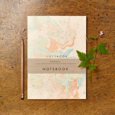 Marble Notbook 5 by Katie Leamon