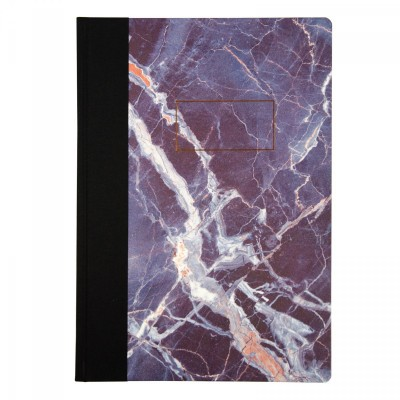 Marble Notebook, A4 Notebook, Hardback Note Book, Ohh Deer