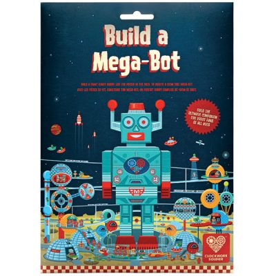 Build a Mega Bot