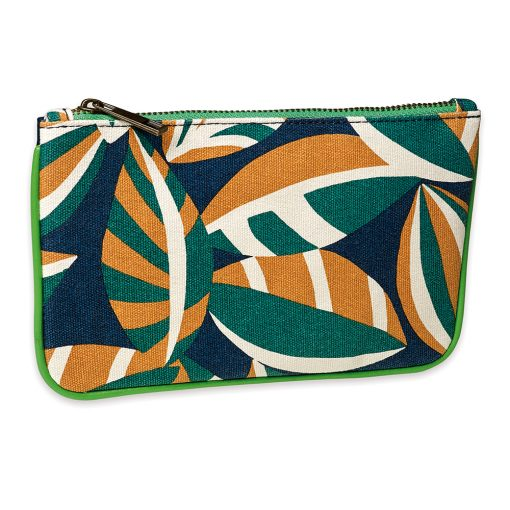 Palm Pouchm the perfect summer purse or mini makeup bag