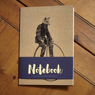 Mr Fox Notebook