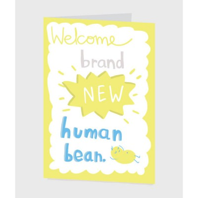 New-Human-bean-card