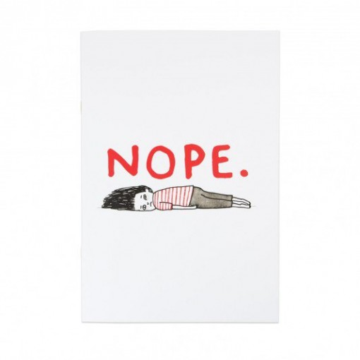nope, not a morning person, gemma correll, ohh deer