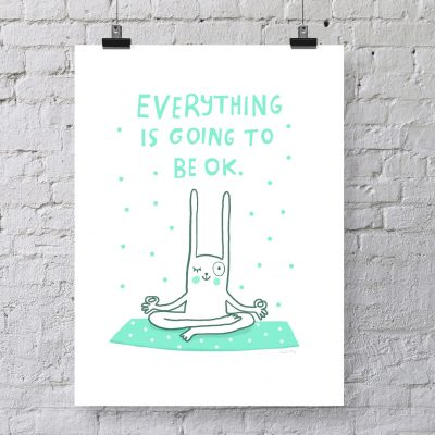 Let Yoga Bunny Bring some Calm in to your Life